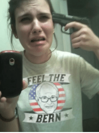 "Bae, Bernie Sanders, and Tumblr: FEEL THE  BERN <p><a href=""http://maricaforamerica.tumblr.com/post/140311177531/bae-10-warthog-governor-megachris-percent"" class=""tumblr_blog"">maricaforamerica</a>:</p>  <blockquote><p><a href=""http://bae-10-warthog.tumblr.com/post/140310989781/governor-megachris-percent-sums-up-his-campaign"" class=""tumblr_blog"">bae-10-warthog</a>:</p>  <blockquote><p><a href=""http://governor-megachris-percent.tumblr.com/post/140309899309/sums-up-his-campaign-right-now-perfectly"" class=""tumblr_blog"">governor-megachris-percent</a>:</p>  <blockquote><p>Sums up his campaign right now perfectly.</p></blockquote>  <p>Why does she have a gun if she's planning to vote for a socialist?</p></blockquote>  <p>She's a metaphor for Bernie sanders campaign she doesn't have to be consistent</p></blockquote>"