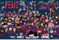 "Lazy, Memes, and Trash: FELIZ 20  ee e岁む  sOcaceco  -WE ARE? NUMBER ONE..。Ac S  丶-NEFIRE' NU鼉ER ㅎ  若 FELIZ AÑO 2017 DE PARTE DE NACHO ARTS Y TODA ESTA CHUSMA <3   Collab en una mejor calidad : http://sta.sh/01ghdy09kf4n   Este fue el gran resultado del collab que organice hace unos días La verdad no pensé que tanta gente se uniría y motivaría estando en Plena temporada de fiestas,viajes y todo eso...Pensé en esta temática principalmente por el amor al meme ""We are number one"" y gracias a lo que Este hizo este año lo cual fue ayudar al actor que personificaba a Robbie Rotten (Stefan Karl) a costear sus quimioterapias contra el Cáncer. Todo un hito histórico para el Internet. Asi que como este fue el meme del año 2016 hice la convocatoria para dibujarnos como el tan carismatico personaje de Lazy Town , debo decir que fue todo un éxito. Muchas gracias a todos lo que participaron y mil disculpas a los que no pude colocar en el.   Gracias a :  Monty Town - Alakamame - Victoric - Puklin - Mestreso - FurrAlex - Satin - Mofe - Danitza - Ana en piyamas -Black feline - Ao clover- Spaicy - RAB-arts - LuchoVolke - Anzu - SrPelo -  The Glitch Guy - D' Andrëw-The Amazing Trash of Mary V.Flynn - Alan Tellez - Camila Lanuza - weArts - tsuboni Asuma - Karina Estrada -Rosa Angelica - PotatoCat - Nyle Ponce - Maximo S - Oriana Villanueva - MagmamaxComics - Trokorocko - Yuly Asencio - Ardilla - Catalina Gonzales - Mofet la mofeta - Sea snail Studios now - Carolina mandarina - Camii Faúndez - Metaru - trillo lillo - Mrblaz - Kactus - Fernando Salazar - Pablo Coultas - Adrian Acosta- Pcake - Anioco - Sofia Alejandra Rivera - Lucho Díaz - AntimozWolf - Valeria Tapia - Costa salmon - Clari - Ale bruno -  Maria Paz vargas - Paula Lightings - Toruuchin - Nicolet Sepulvedad - MrSuicide - UFO - ignacia Gonzales - Internett-Princess - Liseth Esparza - Invark - Lau Chan - Panshios - Sick Dreamer -Juan0 - Danitza Andrea - Vannesa Andrea - Diego queso Mcfly - RaptorRaz - ThoughtConsumed   (Si se me fue a alguien(Cosa que es segura) mil disculpas por favor escríbanme para ponerlos en la lista )  UNA VEZ MÁS FELIZ AÑO NUEVO ! <3"