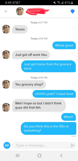 Fellas, is it gay to buy groceries?: Fellas, is it gay to buy groceries?