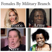 25+ Best Military Branch Memes | Space Force Memes, the