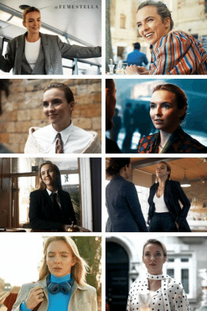 femestella:'Killing Eve': Villanelle's 5 Most Iconic Outfits — And How to Recreate Them: femestella:'Killing Eve': Villanelle's 5 Most Iconic Outfits — And How to Recreate Them