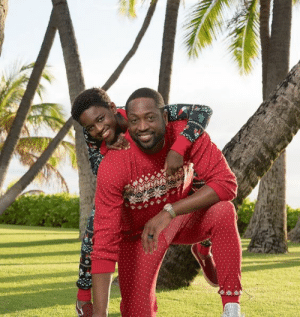 femestella:Dwyane Wade on His Daughter Zaya: We Want to Help Families Who Are Going Through the Same Thing: femestella:Dwyane Wade on His Daughter Zaya: We Want to Help Families Who Are Going Through the Same Thing