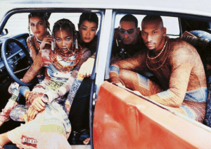 femmequeens:Laetitia Casta, Naomi Campbell, Jenny Shimizu, Tanel Bedrossiantz, and Vladimir McCrary all in Jean-Paul Gaultier Spring/Summer 1994 photographed by Ellen von Unwerth for Interview Magazine: femmequeens:Laetitia Casta, Naomi Campbell, Jenny Shimizu, Tanel Bedrossiantz, and Vladimir McCrary all in Jean-Paul Gaultier Spring/Summer 1994 photographed by Ellen von Unwerth for Interview Magazine