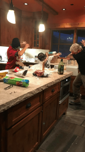 feniczoroark:  rasec-wizzlbang:  0rganasolo: guy fieri dabbing with his sons?????? though neither blessed nor cursed, this image holds a tremendous amount of power, it cannot fall into the wrong hands    @randomnightlord : feniczoroark:  rasec-wizzlbang:  0rganasolo: guy fieri dabbing with his sons?????? though neither blessed nor cursed, this image holds a tremendous amount of power, it cannot fall into the wrong hands    @randomnightlord