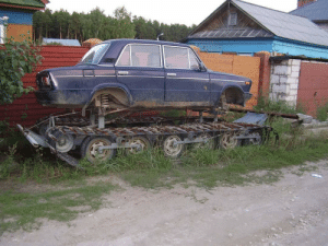 feniczoroark:  shitty-car-mods-daily:  Russian tank   @randomnightlord Budget cuts really hit em hard eh?   Ngl their old tanks weren't that much more than that: feniczoroark:  shitty-car-mods-daily:  Russian tank   @randomnightlord Budget cuts really hit em hard eh?   Ngl their old tanks weren't that much more than that