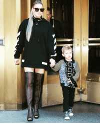 Memes, Work, and Fergie: Fergie is successfully juggling motherhood and career by bringing her little man to work with her. fergie tmz