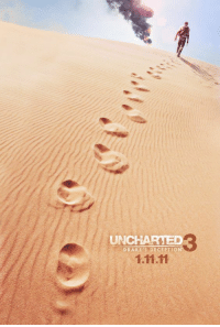 Uncharted 3: ffi  UNCHARTED  DRAKE'S DECEPTION  1.11.11 Uncharted 3