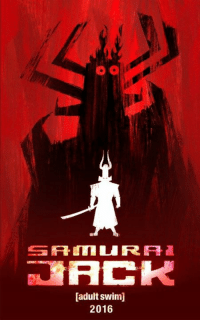 FI  ACR  [adult swiml  2016 Just a reminder that we're getting closer to this baby! ^__^ #SamuraiJack #JackIsBack - A.K