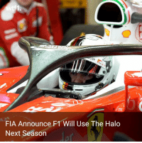F1 cars will be fitted with the Halo cockpit protection system in 2018 f1 formula1 f1news wtf1: FIA Announce F1 Will Use The Halo  Next Season F1 cars will be fitted with the Halo cockpit protection system in 2018 f1 formula1 f1news wtf1