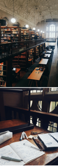Books, Tumblr, and Blog: fiercelittlestudyblr:  28.09.16 Two hour study session in the library! Making sure I've got all the books I need in a list so I can go get them later, but I've already picked up Marx's theory of history. This library gives me chills and also I feel like I'm at hogwarts. I hope it never wears off. I played quidditch today for the first time too! Really fun - I scored a goal and tackled two people to the ground! Bake off tonight and then to the pub! Xxxxx emily