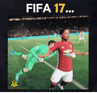 Fifa, Video Games, and Theatre: FIFA 17.  THE THEATRE DKEAMS  MAN UTD COM  GAMING MEMES Just EA things