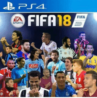 Fifa, Memes, and Run: FIFA 18  FIFA  EA  SPORTS  OFFICIAL  LICENSED  PRODUCT  rate  1)  Jeep If EA was run by Italians 😂✋🏽