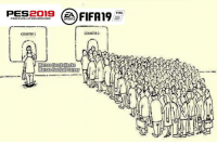 Fifa, Football, and Soccer: FIFA  PRO EVOLUTION SOCCER  SPORTS  COUNTER 1  COUNTER2  Marcos Fussballecke  Marcos Football Corner cabroworld (By 👉 @marcos_fussballecke )