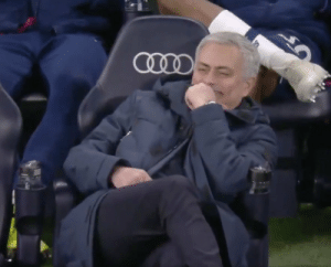*FIFA to allow 5 substitutes when football resumes.*  90' - Jose Mourinho's Tottenham is leading against Arsenal by a goal to nil. 4th official indicates 5 min of added time. Jose uses all his 5 substitutes one by one in those 5 minutes. https://t.co/Fv0sd1dXne: *FIFA to allow 5 substitutes when football resumes.*  90' - Jose Mourinho's Tottenham is leading against Arsenal by a goal to nil. 4th official indicates 5 min of added time. Jose uses all his 5 substitutes one by one in those 5 minutes. https://t.co/Fv0sd1dXne