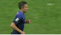 FIFA TV One of the best headers ever scored at a World Cup. Ridiculous diving header from Robin Van Persie in the 2014 World Cup vs Spain. https://t.co/G134WCg7vA
