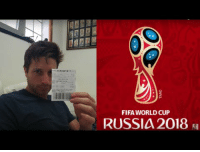 Fifa, Tumblr, and World Cup: FIFA WORLD CUP  RUSSIA 2018 iglovequotes:FRANCE CROATIA Magician Mentalist predicts the 2018 World Cup