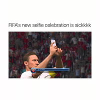 Agree or disagree?: FIFA's new selfie celebration is sickkkk  10 F TOTTI  Today s Goals Agree or disagree?