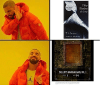 "Fifty Shades of Grey, Memes, and Skyrim: Fifty  Shades  of Grey  E L James  THE LUSTY ARGONIAN MAID, VOL.1  @thewankingskeever <p>Are Skyrim memes worth anything? via /r/MemeEconomy <a href=""https://ift.tt/2vtj2rA"">https://ift.tt/2vtj2rA</a></p>"