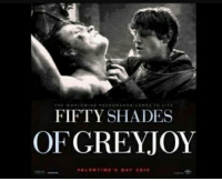 Fifty Shades of Grey, Memes, and Shade: FIFTY SHADES  OF GREY JOY