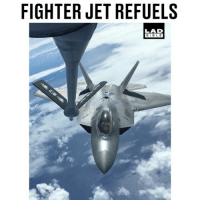 Memes, Bible, and 🤖: FIGHTER JET REFUELS  LAD  BIBLE Incredible view of a fighter jet coming up to refuel 😮🛩️ @mediamagik