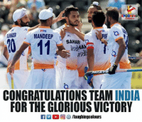 Jeet gaye...: FIH  MANDEEP  SAHAR  CONGRATULATIONS TEAM INDIA  FOR THE GLORIOUS VICTORY  2 2回參/laughingcolours Jeet gaye...