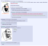 /b/ discovers /r/8chan: File  (hide): 1426701186480 png (84.49 KB. 501x800. 501:800, 13sz148221793.png)  H e reddit  anomymous 03/18/15 (Wed) 13:53:06 No.2053828  2055092 2055101 2055163 2 2055208  atch Thread  le SRS meme arrow  THIS HAS TO STOP  htt  /www.reddit.com/r/8chan  Any ideas how we could raid this faggots?  anomymous 03/18/15 (Wed) 14:01:23 No. 2053886  leddit is almost impossible to raid as nothing ever gets slid  anomymous 03/18/15 (Wed) 15:11:09 No.2054391  LE PLEBBIT MERCHANT  htt  4chan continues to  plummet 8chan continues to  >/baphomet user admits to posting on both leddit and /baph/ and that he'd probably get b& from baph if they knew  this is why we can't raid the  anomymous 03/18/15 wwed) 15:12:20 No.2054399  does it keep you up at night knowing that other people are taking your  meems?  anomymous 03/18/15 (Wed) 15:28:10 No.2054504  8CHAN MJST RAID SJWEDDIT  anomymous 03/18/15 (Wed) 15:34:04 No. 2054560  File (hide): 1426707244087 gif (11.17 KB, 501x585. 167:195, Jewcartoon.gif)  >2100-85  >uses leddit  good goy  anomymous 03/18/15 (Wed) 16:18:07 No.2055007 2 2055027  bump /b/ discovers /r/8chan