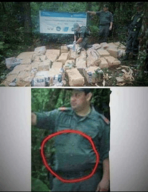 Tumblr, Blog, and Cocaine: filthygrandpa:  We seized 33, oh wait no 32 kilos of cocaine