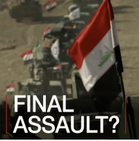 """Repost:@BBCNews-""""20 FEB: Iraqi government forces have seized several villages as they move towards an assault on the last area held by the so-called IslamicState in Mosul. IS seized Mosul, then Iraq's second-largest city, in June 2014, but the group has since lost ground, leaving Mosul as its last major stronghold in the country. The eastern part of the city is already under government control, and the assault aims to push IS forces all the way back to the Syrian border"""" WSHH: FINAL  ASSAULT? Repost:@BBCNews-""""20 FEB: Iraqi government forces have seized several villages as they move towards an assault on the last area held by the so-called IslamicState in Mosul. IS seized Mosul, then Iraq's second-largest city, in June 2014, but the group has since lost ground, leaving Mosul as its last major stronghold in the country. The eastern part of the city is already under government control, and the assault aims to push IS forces all the way back to the Syrian border"""" WSHH"""