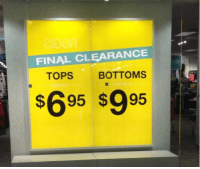 Target, Tumblr, and Blog: FINAL CLEARANCE  TOPS BOTTOMS  s695 s995 camdyn:  psyducked:  finally bottoms get the appreciation they deserve  nice