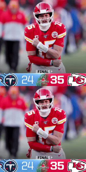 FINAL: The @Chiefs are heading to the @SuperBowl! #ChiefsKingdom #NFLPlayoffs  (by @Lexus) https://t.co/Rl5nCn6pCW: FINAL: The @Chiefs are heading to the @SuperBowl! #ChiefsKingdom #NFLPlayoffs  (by @Lexus) https://t.co/Rl5nCn6pCW