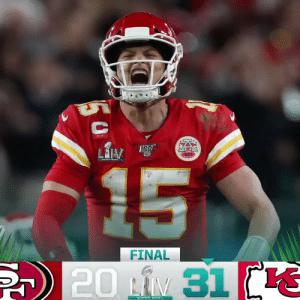 FINAL: The @Chiefs are Super Bowl Champions! #SBLIV #ChiefsKingdom   (by @Lexus) https://t.co/VEpRVSlXGo: FINAL: The @Chiefs are Super Bowl Champions! #SBLIV #ChiefsKingdom   (by @Lexus) https://t.co/VEpRVSlXGo