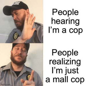 Finally able to find employment. Proud to follow in Paul Blart's footsteps. by MrBreasts MORE MEMES: Finally able to find employment. Proud to follow in Paul Blart's footsteps. by MrBreasts MORE MEMES