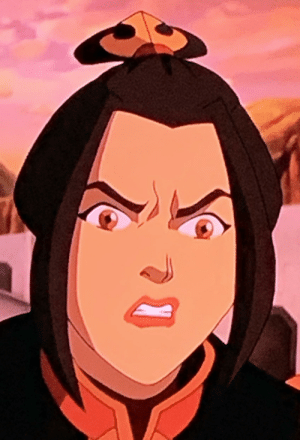 Image, Time, and Her: Finally finished the series for the first time (3-day binge), and I couldn't get over this image of Azula after learning about her role in Ozai's final plan.