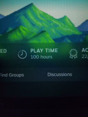 Finally got my brother hooked on Stardew. He hit the big one hundred hours today!: Finally got my brother hooked on Stardew. He hit the big one hundred hours today!