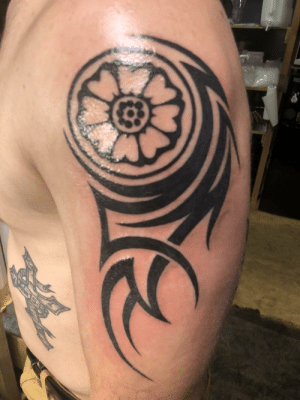 Finally Got My White Lotus Tattoo Lotus Meme On Me Me