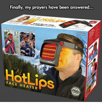 "Meme, Tumblr, and Game: Finally, my prayers have been answered.  n te yard! Attie game  FACE HEATER <p>Can't Wait To Order One.<br/><a href=""http://daily-meme.tumblr.com""><span style=""color: #0000cd;""><a href=""http://daily-meme.tumblr.com/"">http://daily-meme.tumblr.com/</a></span></a></p>"