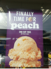 Target, Tumblr, and Blog: FINALLY  TIME FOR  each  2ND DIP FREE  UDF PEACH CONES  Gift  ING  46)  de  Through Jdy27 bongfucker:  spermbanker:  nightgaunts:    will someone please explain this to me immediately