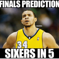 Same yaKees in 8: FINALS PREDICTION  @NBAMEMES  SIXERSIN 5 Same yaKees in 8
