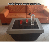 """<p>Old TV Put To A Good Use.<br/><a href=""""http://daily-meme.tumblr.com""""><span style=""""color: #0000cd;""""><a href=""""http://daily-meme.tumblr.com/"""">http://daily-meme.tumblr.com/</a></span></a></p>: Finaly found a use for myald TWoD  Finally found a use for myold TW <p>Old TV Put To A Good Use.<br/><a href=""""http://daily-meme.tumblr.com""""><span style=""""color: #0000cd;""""><a href=""""http://daily-meme.tumblr.com/"""">http://daily-meme.tumblr.com/</a></span></a></p>"""