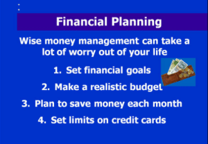 lifepro-tips: Read more  at CORBIN ALEXANDER WEALTH GUIDANCE  : Financial Planning  Wise money management can take a  lot of worry out of your life  1. Set financial goals  2. Make a realistic budget  3. Plan to save money each month  4. Set limits on credit cards lifepro-tips: Read more  at CORBIN ALEXANDER WEALTH GUIDANCE
