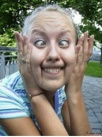 Most Funny Face Around The World: Finees com Most Funny Face Around The World