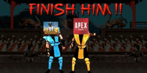 So True: FINISH HIM!  APEX So True