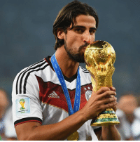 Happy 30th birthday to 2014 FIFA World Cup winner Sami Khedira! HappyBirthday Khedira WorldCup Germany DieMannschaft: FIra' FIFA' FIFA' FIFA' FIFA'  NAyN  owo  SppIDD Happy 30th birthday to 2014 FIFA World Cup winner Sami Khedira! HappyBirthday Khedira WorldCup Germany DieMannschaft