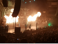 Fire, Funny, and Slayer: Fire dick at Slayer concert is the metalest thing I've ever seen !