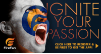 FireFan  GNITE  YOUR  PASSION  CLICK HERE TO REGISTER &  BE FIRST TO GET THE APP! Know your sports? This app is like Pokemon Go, but for people who actually get laid —>