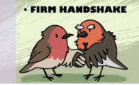 Community, Memes, and Wholesome: FIRM HANDSHAKE How the Wholesome Memes community gets a job!