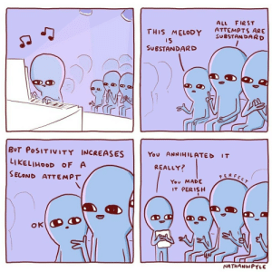 f a m i l y s u p p o r t: FIRST  ALL  ATTEMPTS ARE  SUBSTAN DARD  THIS MELODY  IS  SUBSTANDARD  BUT POSITIVITY INCREASES  You ANNIHILATED  IT  LIKELIHOOD OF A  REALLY?  SERFECT  SECOND ATTEMPT  You MADE  IT PERISH  NATHANWPYLE f a m i l y s u p p o r t