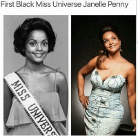 Memes, Miss Universe, and 🤖: First Black Miss Universe Janelle Penny
