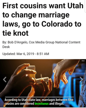 utah state dating laws