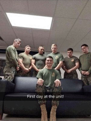 me irl by what_r_u_whereing MORE MEMES: First day at the unit! me irl by what_r_u_whereing MORE MEMES